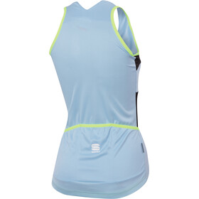 Sportful Luna Top Women blue sky/black